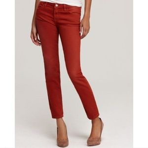 Sanctuary The Charmer Skinny Jeans Rust 26 Fall